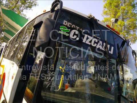 Entrevista a estudiantes FES Cuautitlán UNAM 17/04/2015