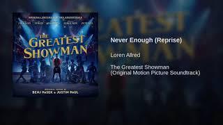 download lagu Never Enough Reprise gratis
