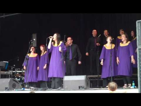 Dublin Gospel Choir - Something Inside So Strong