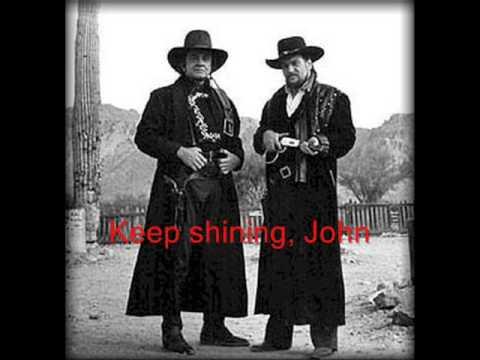 Waylon Jennings - Good morning John