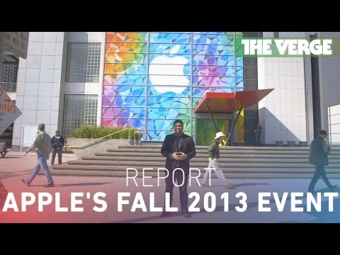 iPad Air, Mac Pro, and lots of Retina: Apple's fall 2013 event