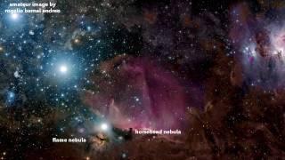 Orion - a brief tour