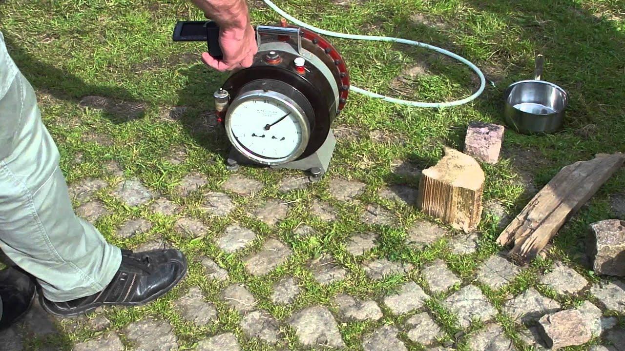1537 liter hho pro minute bei 2850 watt eingangsleistung  ~ Wasserhahn Liter Pro Minute