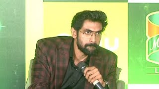 Rana Daggubati No 1 Yaari Season 2 Pressmeet | No 1 Yaari With Rana | FilmyLooks