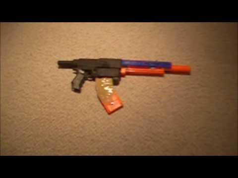 Nerf Ak 47 Clip Mod