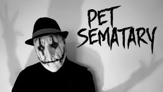 Ramones - Pet Sematary (acoustic cover)