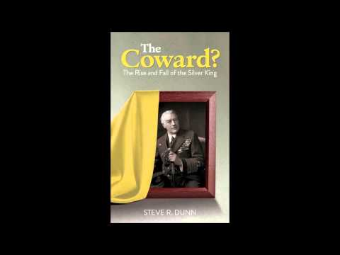 Steve R. Dunn, author of The Coward?, talks to British Forces Broadcasting Services