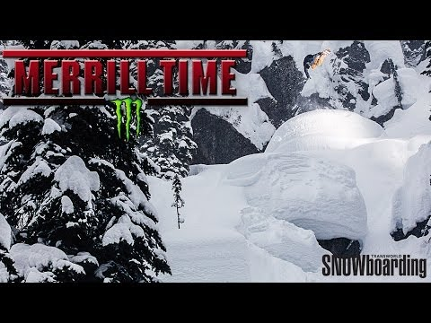 Monster Energy: Merrill Time - Episode 3 [Backcountry]
