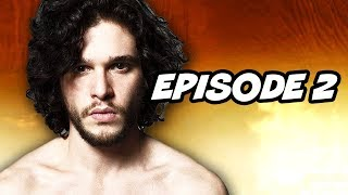 Game Of Thrones Season 6 Episode 2 - TOP 10 WTF and R+L=J