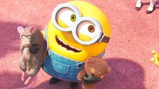 МИНЬОНЧИКЫ на фестивале монстров | Видео о создания (англ) | Миньоны для детей из мультфильма +2015 - Продолжительность: 79 секунд