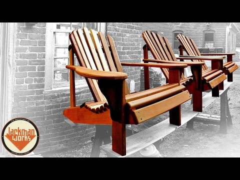 Adirondack Chair Sextuple