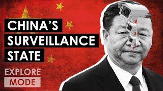China's surveillance state: Explained | EXPLORE MODE