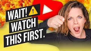 DON'T START YOUTUBE BEFORE WATCHING THIS (2019)
