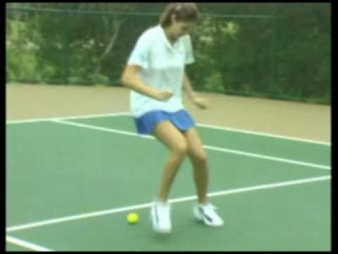 Fitness Drills - Circle Run - Tennis Tips