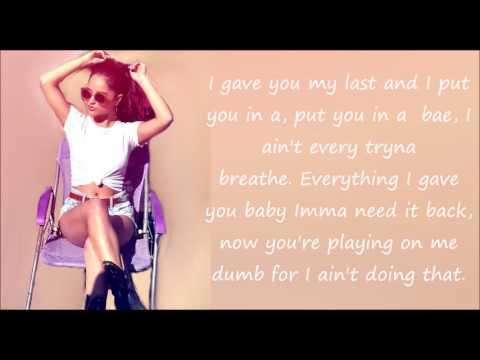 Si Una Vez - Play-N-Skillz ft. Frankie J, Kap G, Becky G (lyrics)