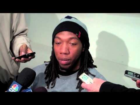 Wahoos247 Video: Phillip Sims 11.15.12