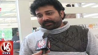 Actor Siva Balaji Face To Face About His Favorite Food And Upcoming Movies