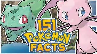151 Facts About EVERY Kanto Pokémon
