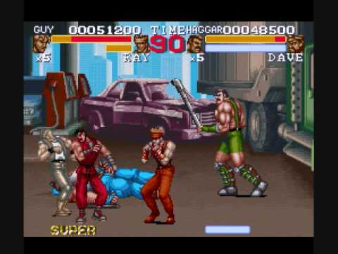 Griff 'n Spack Play Final Fight 3 | Part 1 - Friendly Fire & Stupid Voices