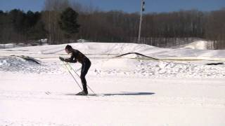 The Elements of Cross-country Skiing: Classic Technique