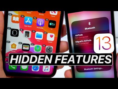 iOS 13 BEST Hidden Features - iOS 13 Secret Options