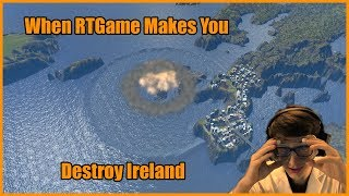 When RTGame leads you to destroy Ireland in Cities Skylines