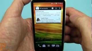 HTC One X video review - part 1 of 2
