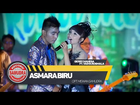 Gerry Mahesa Ft. Tasya Romala - Asmara Biru (Official Music Video)