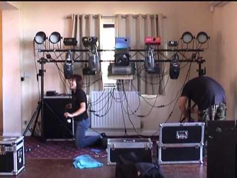 Disco Set up short.mpg