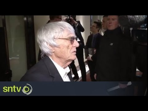 Ecclestone speaks ahead of bribery trial | Formula 1