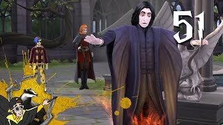 Hogwarts Mystery part 51 -- Trial by Fire