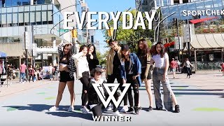 Download Lagu [KPOP DANCE IN PUBLIC] WINNER - 'EVERYDAY' Dance Cover By Panwiberry Gratis STAFABAND