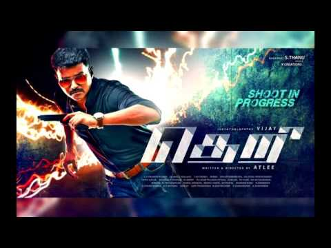 THERI FIRSTLOOK WITH THEME