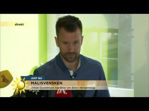 """""""Jag konverterade till islam - för att rädda mitt liv"""" - Nyhetsmorgon (TV4)"""
