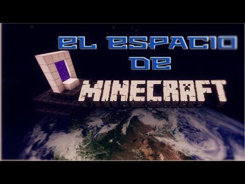 El espacio de Minecraft   AstroCraft   FrigoAdri