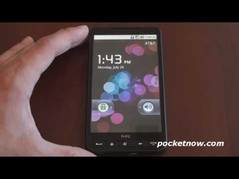 Android 2.2 (Froyo) on the HTC HD2 Music Videos
