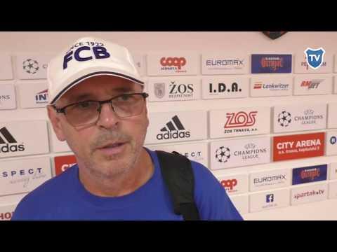 OHLASY / Bohumil Páník po Spartaku Trnava (1:0)