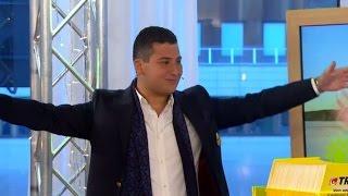 Här vinner Mattias miljoner - och bjuder ut Tilde! - Nyhetsmorgon (TV4)