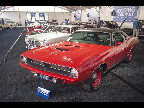 1970 Plymouth  Hemi Cuda-Manufacturer Plymouth (Chrysler)