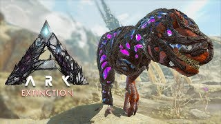 CORRUPTED DINO'S IN NIEUWE ARK STAD?! - ARK: Extinction #1