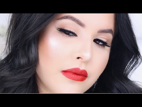 Super Easy Date Night Makeup Tutorial   Nelly Toledo