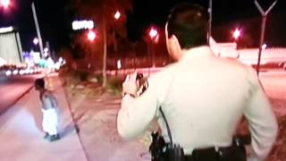 Midget Fights With Police Officer