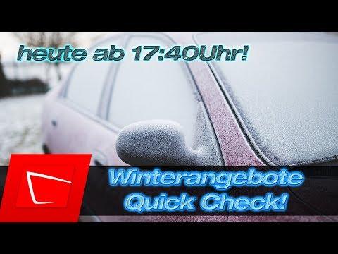 Winterangebote von SONAX und NIGRIN heute ab 17:40Uhr - kurzes Infovideo für alle Interessierten!