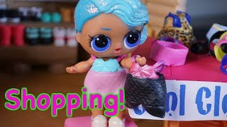 LOL SURPRISE DOLL Sparkle's Skater Friends And Their Influence On Her!