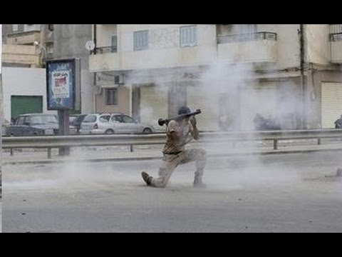 Clashes in Libya's Benghazi kill at least 3