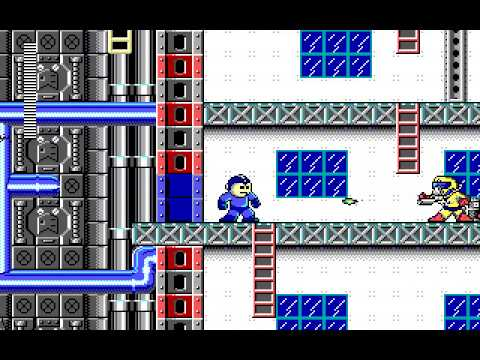 Mega Man Powered Up (Bonus): Oil Man Canceled Prototype Stage