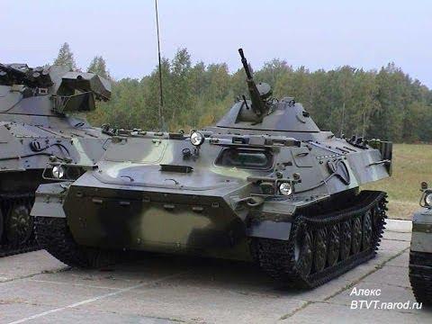 Модернизированные МТ-ЛБМ, часть 2 (Фото интерьера, детализация)