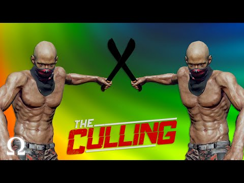 AXE VS GUN, GUESS WHO WINS! XD | The Culling w/Delirious (Battle Royale Gameplay)