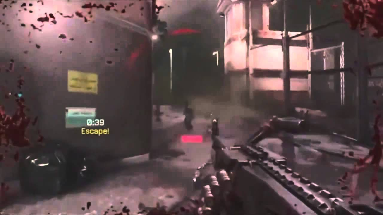 Call of Duty: Advanced Warfare Reveal Trailer with Closed ...