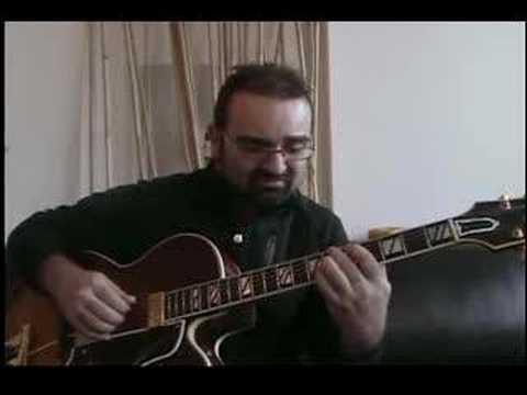 Isn't it Romantic Fingerstyle Jazz Guitar